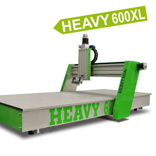 CNC-Portalmaschine HEAVY-600-XL